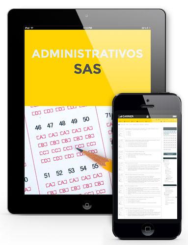 test oposiciones administrativo sas